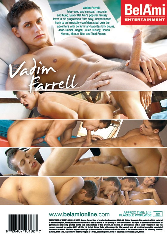 Step by Step: Vadim Farrell DVD - Back