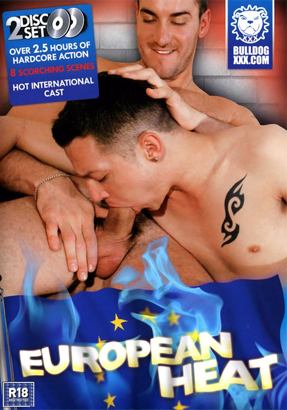 European Heat DVD - Front