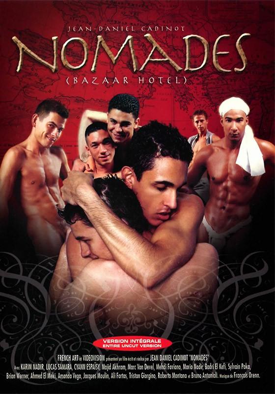 Nomades: Bazaar Hotel DVD - Front
