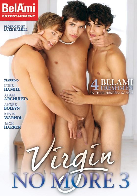 Virgin No More 3 DVD - Front