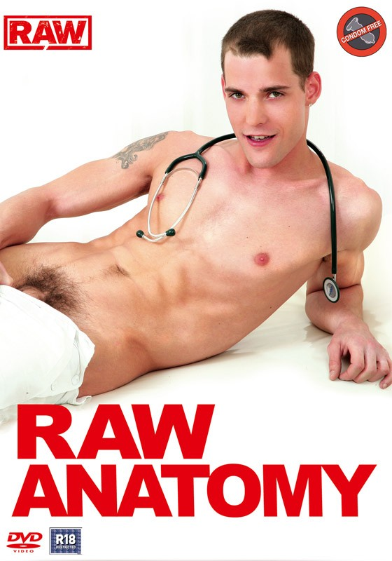 Raw Anatomy DVD - Front