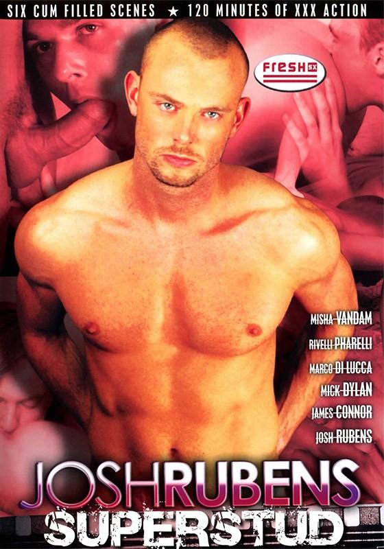 Josh Rubens Superstud DVD - Front