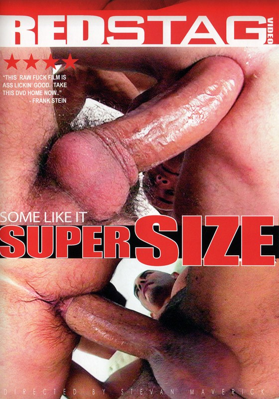 Some Like It Super Size DVD - Front