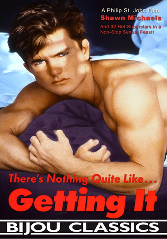 Getting It DVD - Front