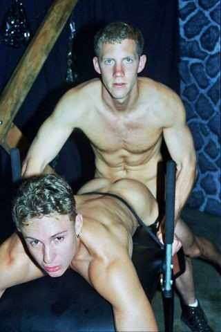 Bound and Shaved DVD - Gallery - 003