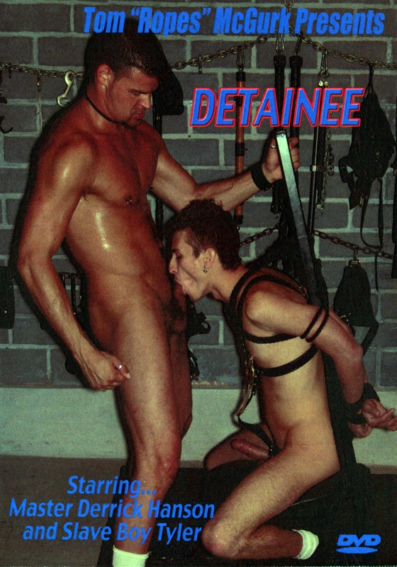 Detainee DVD - Front