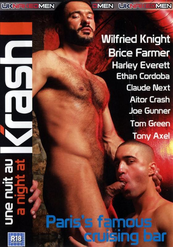 A Night At Krash DVD - Front