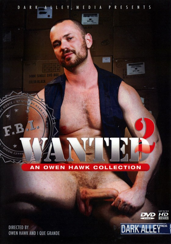 Wanted 2: An Owen Hawk Collection DVD - Front
