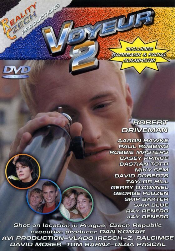 Voyeur 2 DVD - Front