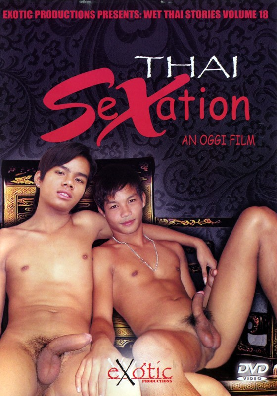 Thai Sexation DVD - Front