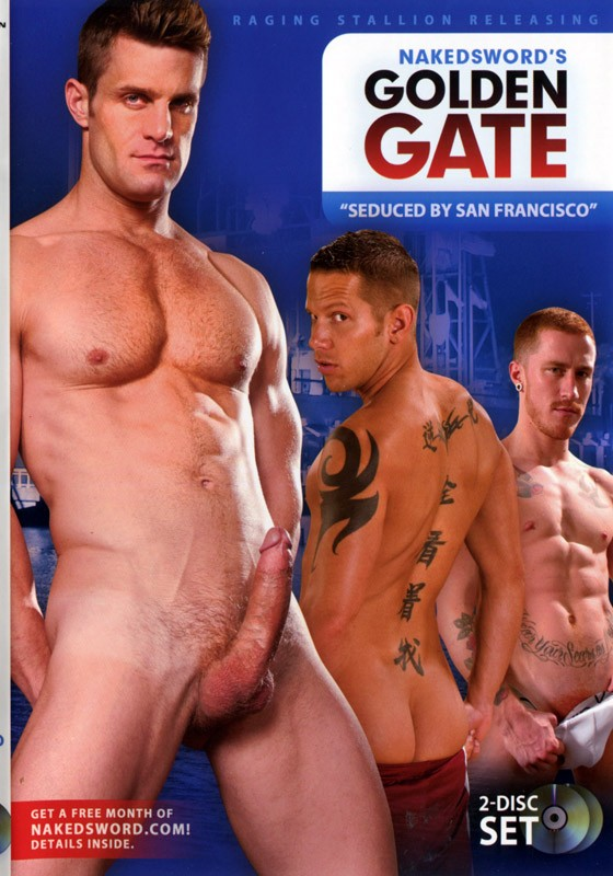 Golden Gate: Seduced By San Francisco DVD - Front