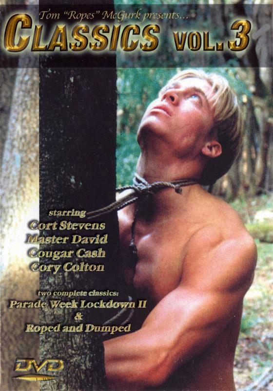 Classics Vol. 3 DVD - Front