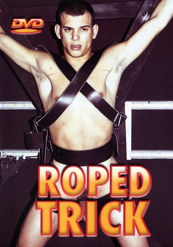 Roped Trick DVD - Front
