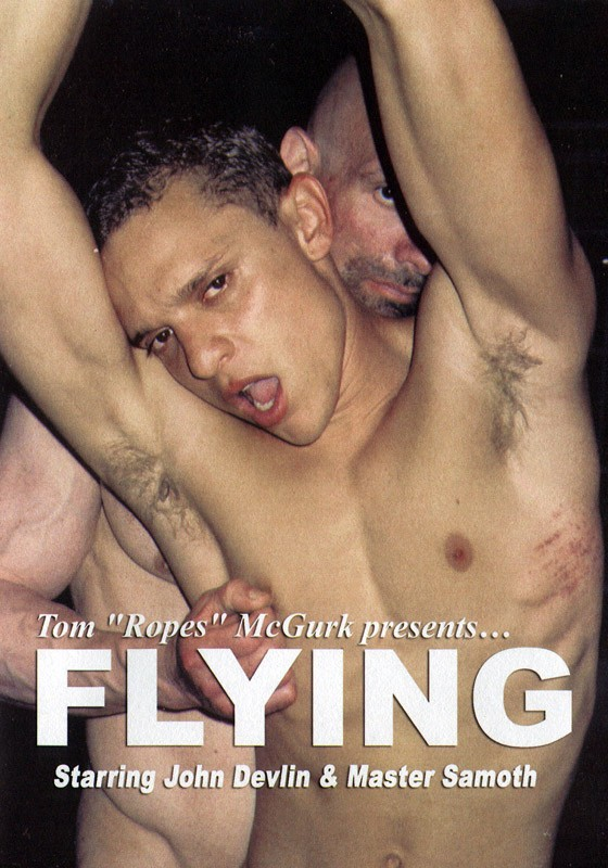 Flying DVD - Front