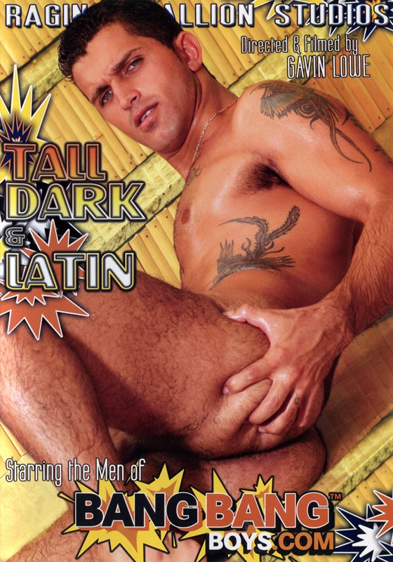 Tall, Dark & Latin DVD - Front