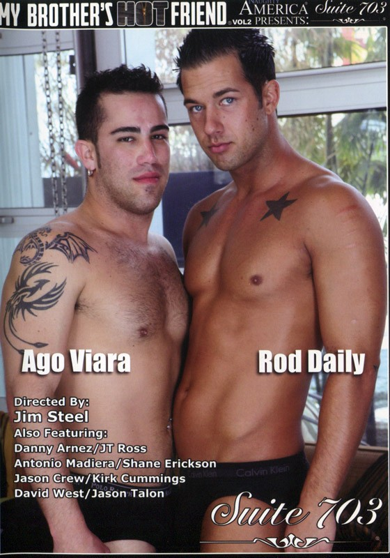My Brother's Hot Friend: Volume 2 DVD - Front