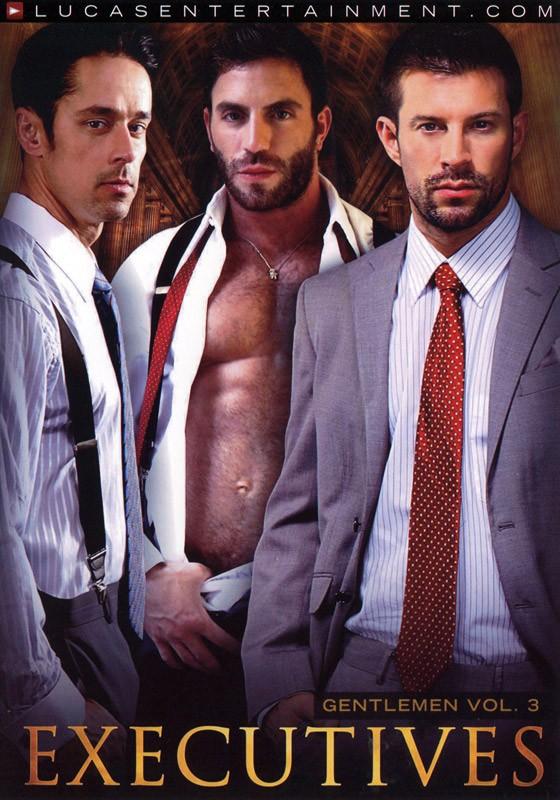 Executives DVD - Front