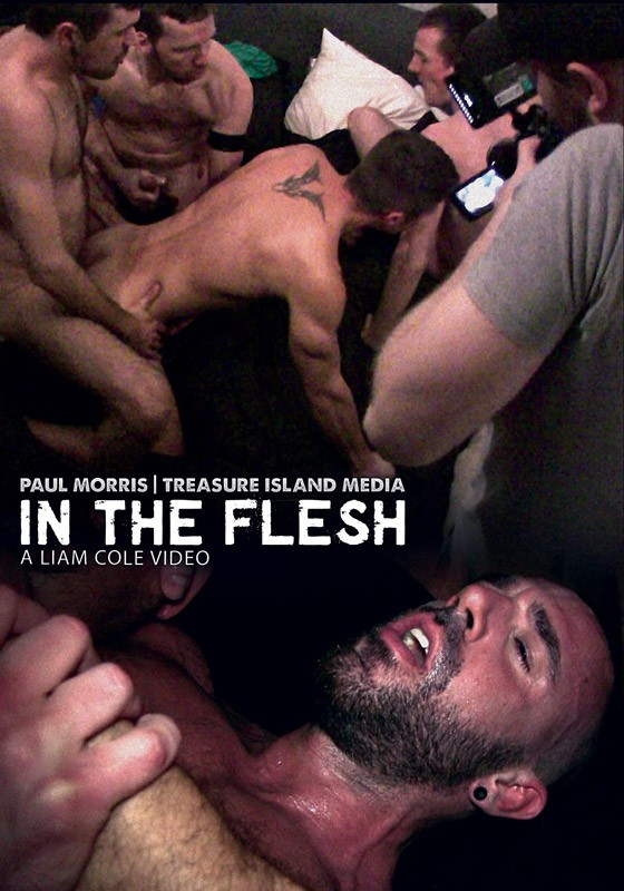 In The Flesh DVD - Front