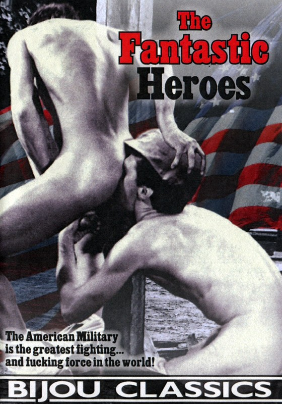 The Fantastic Heroes DVD - Front