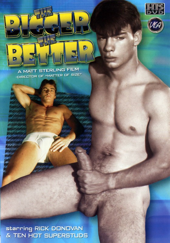 The Bigger The Better (HIS) DVD - Front