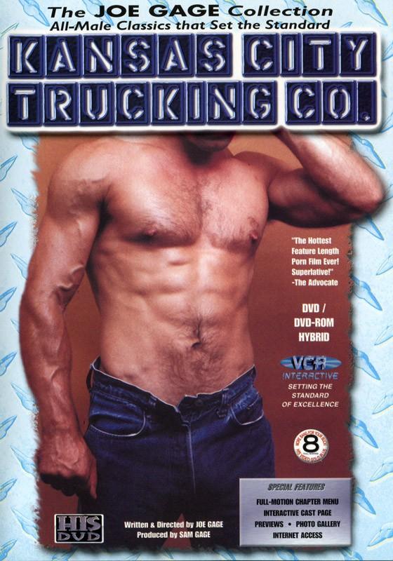 Kansas City Trucking Co. DVD - Front
