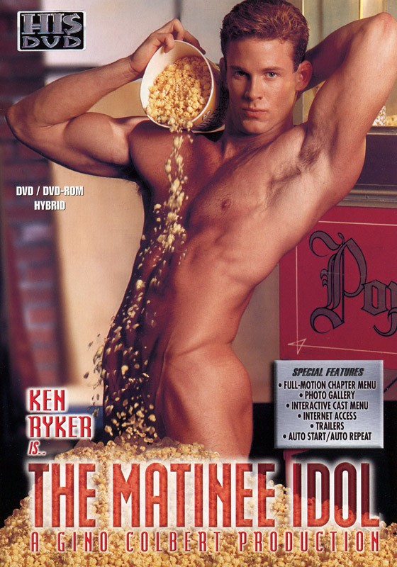 The Matinee Idol DVD - Front