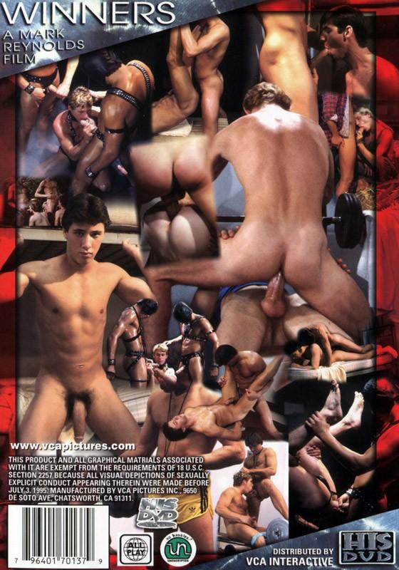 Winners DVD - Back
