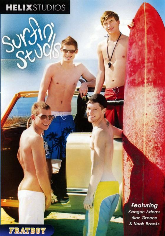 Surfin' Studs DVD - Front