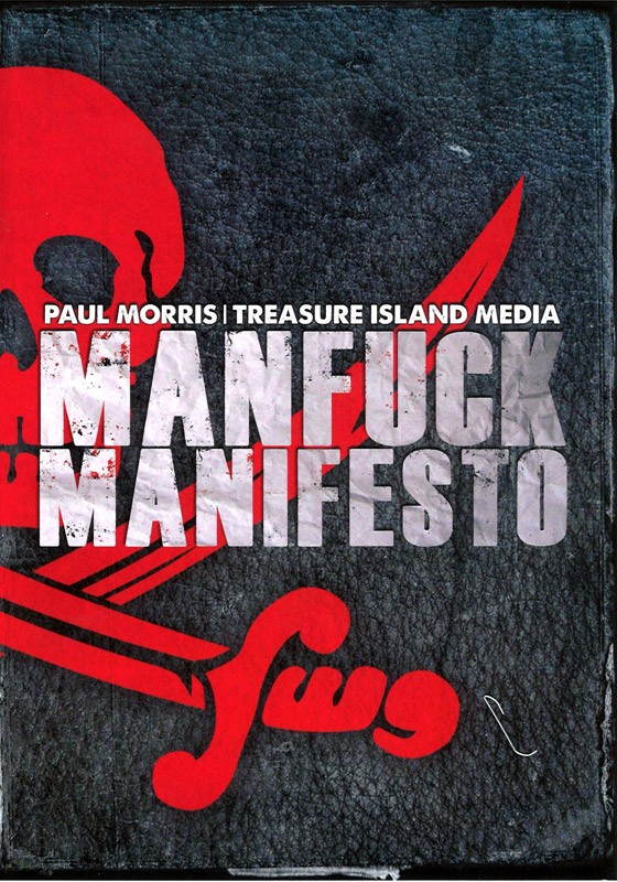Manfuck Manifesto DVD - Front