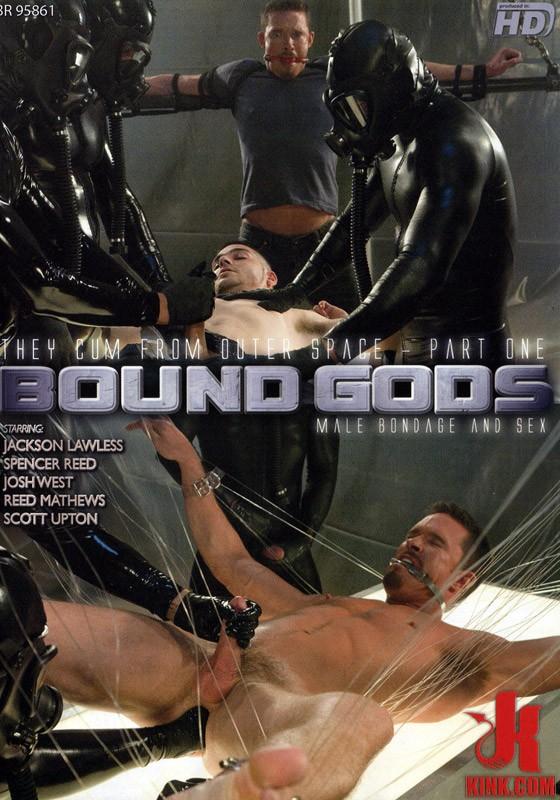 Bound Gods 4 DVD (S) - Front