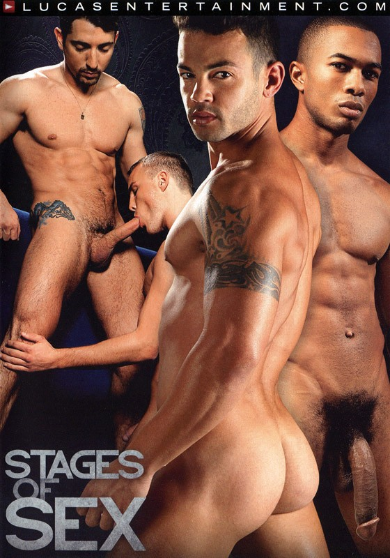 Stages Of Sex DVD - Front