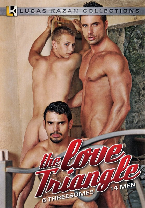 The Love Triangle DVD - Front
