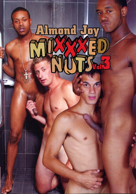 Mixxxed Nuts 3: Almond Joy DVD - Front