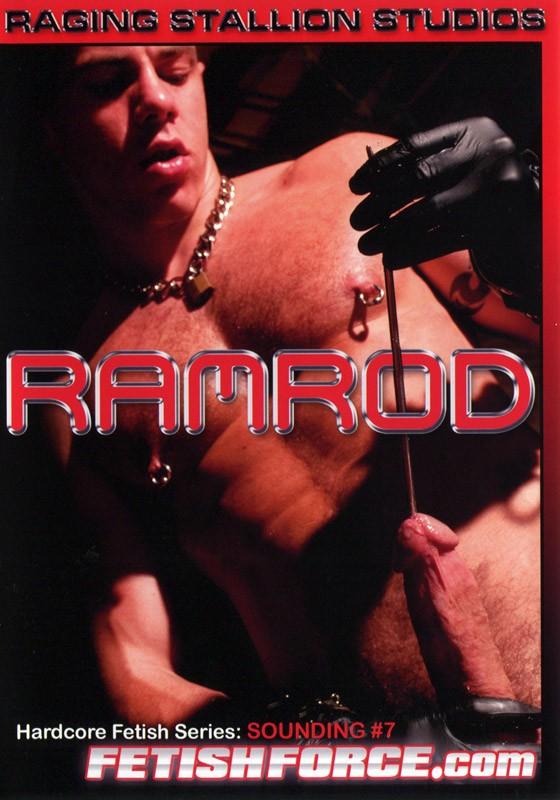Ramrod DVD - Front