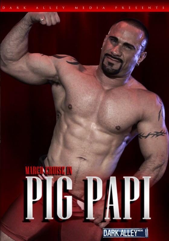 Pig Papi DVD - Front