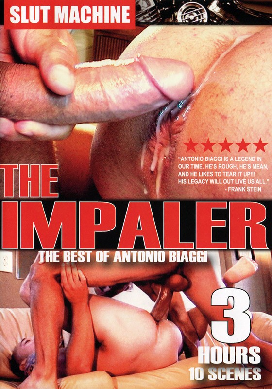 The Impaler DVD - Front