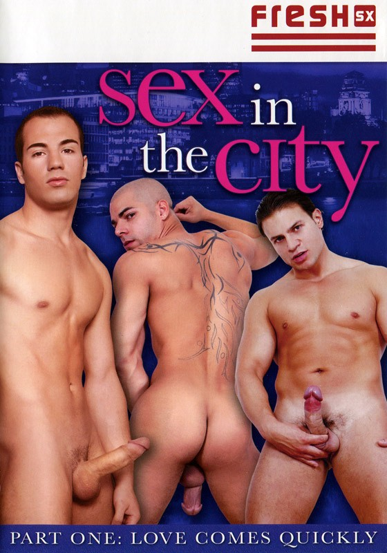 Sex In The City 1: Love Comes Quickly DVD - Front