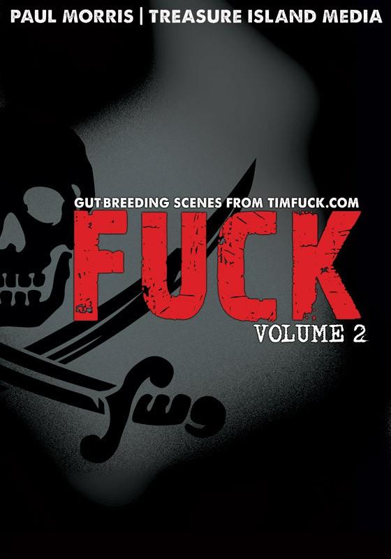 Fuck Volume 2 DVD - Front