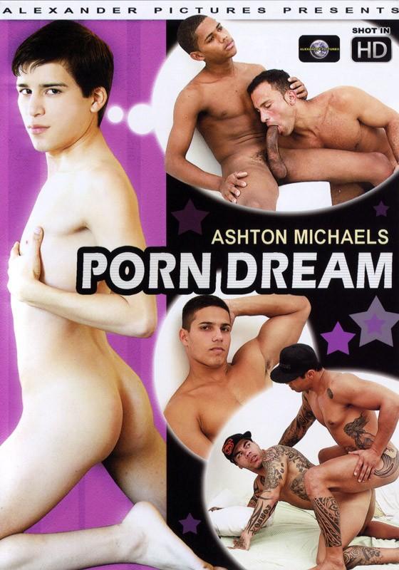 Porn Dream DVD - Front