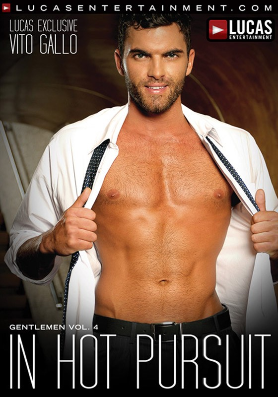 Gentlemen Vol. 4: In Hot Pursuit DVD - Front