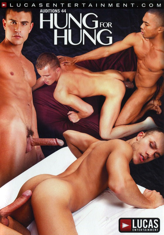Auditions 44: Hung For Hung DVD - Front