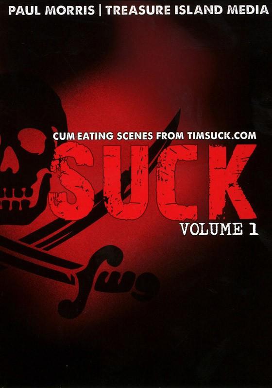 Suck Volume 1 DVD - Front