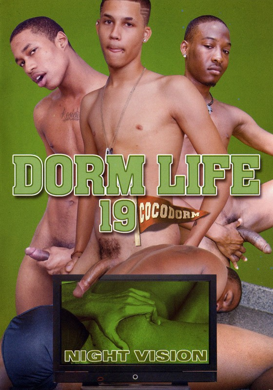 Dorm Life 19: Night Vision DVD - Front