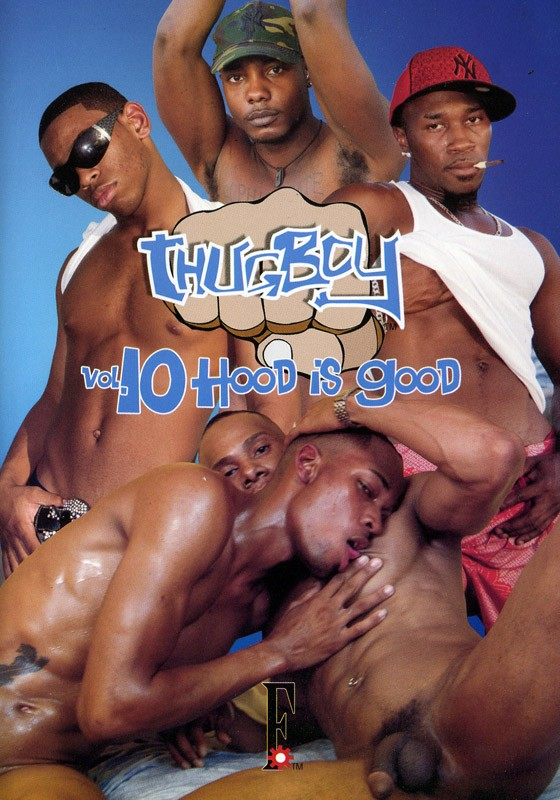 Thugboy 10: Hood Is Good DVD - Front