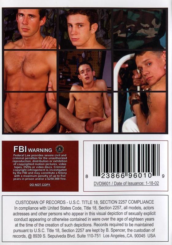 Bleus Bites DVD - Back