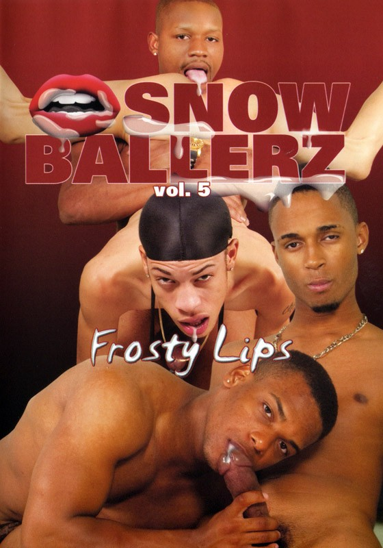 Snow Ballerz 5: Frosty Lips DVD - Front