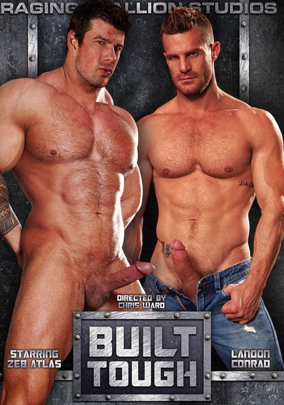 Built Tough DVD - Front