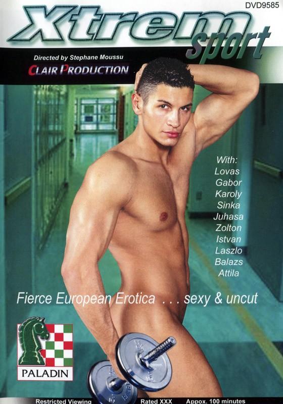 Xtrem Sport DVD - Front