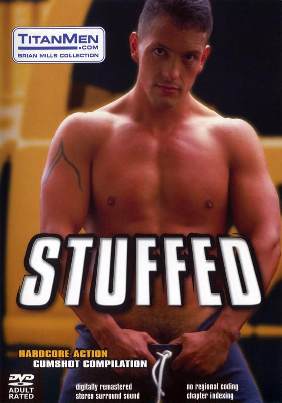 Stuffed DVD - Front