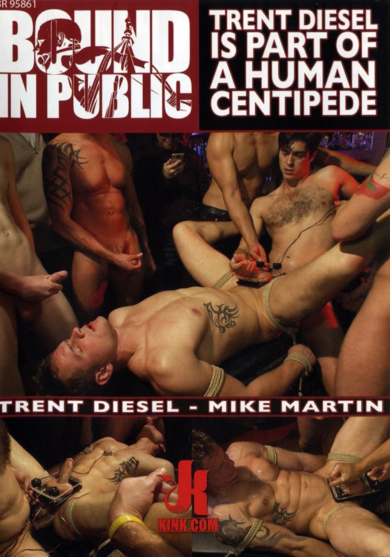 Bound In Public 3 DVD (S) - Front
